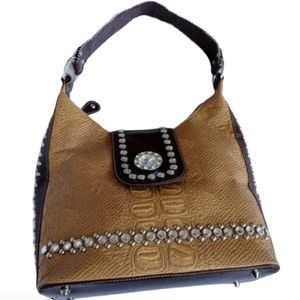 COUNTRY ROAD BLING BLING HOBO PURSE
